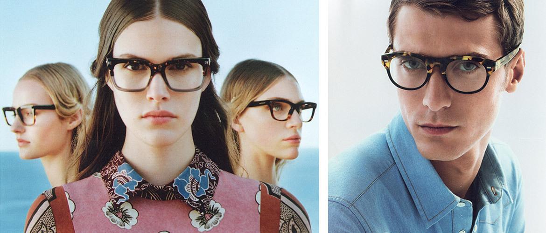 e611b0780cbe Designer Frames Vernon Chooses for Prescription Glasses